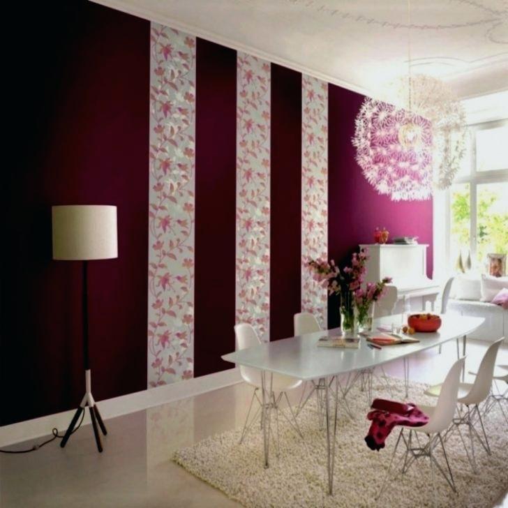 Wohnzimmer Ideen Wandgestaltung Lila Genial Schane Dekoration