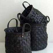 Recycled Tire Basket