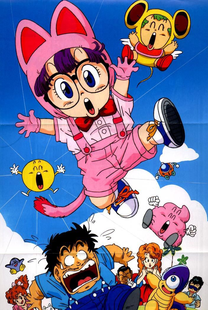 Arale of Penguin Village