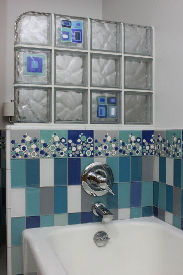 10 Best Images About Glass Tile Blocks On Pinterest