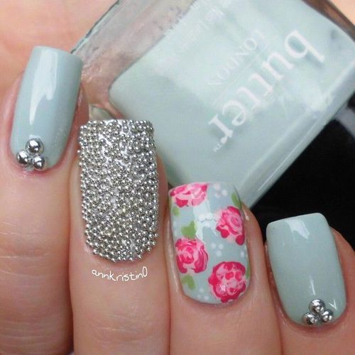 Imagine prin We Heart It #nails