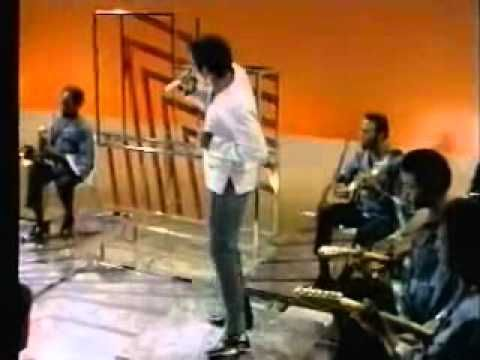 Mother Popcorn - James Brown - on the David Steinberg TV Show