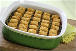 HG Not-Your-Mom's Tater Tot Casserole