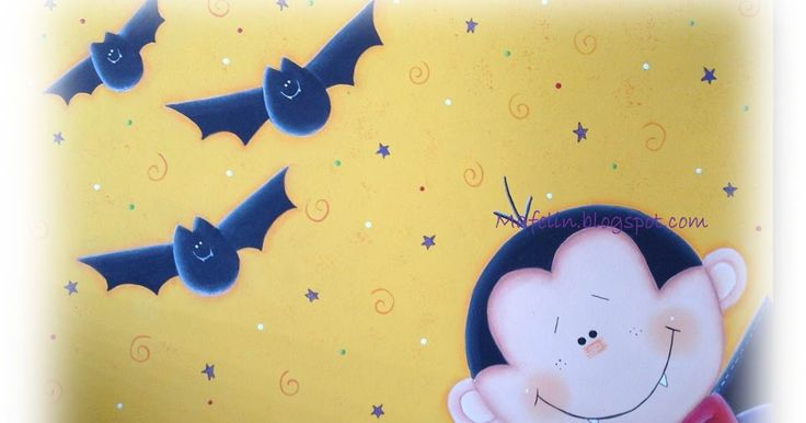 Halloween Ideas      For this year , I made these  for  halloween  place mat. They are made  of mdf  and painted  with acrylic  and will ...