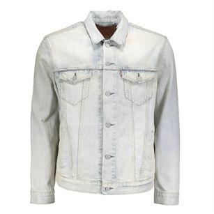 Levi's trucker jacket, Blue Light, medium