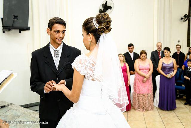 Cristiano Fernandes l Fotografia: Casamento Danilo e Jessica