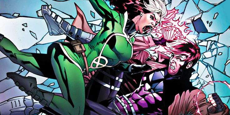 Kelly Thompson talks about the complex relationship between Rogue & Gambit, and the trouble she plans to throw their way, including an all-new villain
