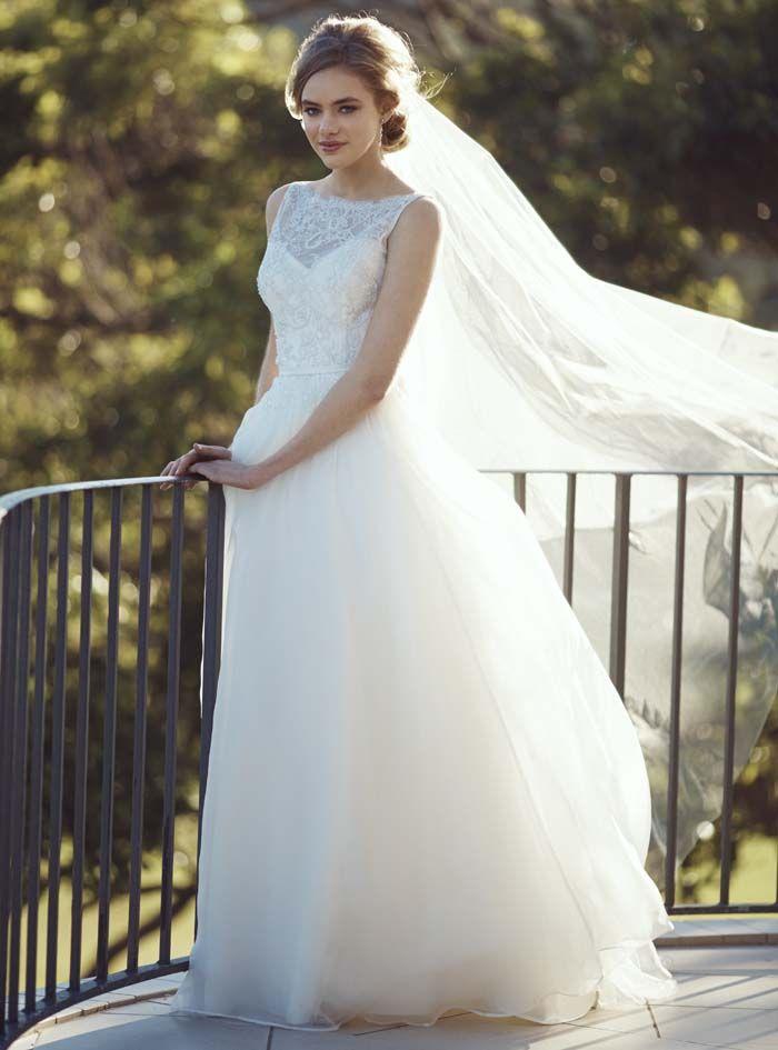 White Wedding Fashion Editorial