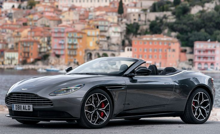 The Aston Martin DB11 Volante | The latest model to get the drop-top treatment i… #Best sports cars