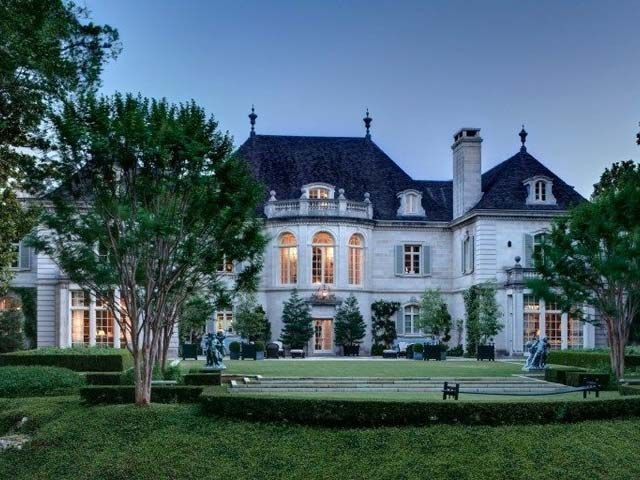 What a $135,000,000 home looks like.