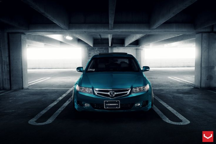 Exterior Changes Detected on Acura TSX