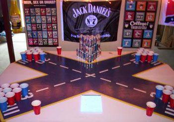 Crossroads Beer Pong Table