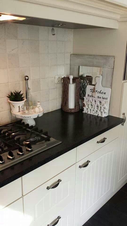 Kitchen..mooi hoekje