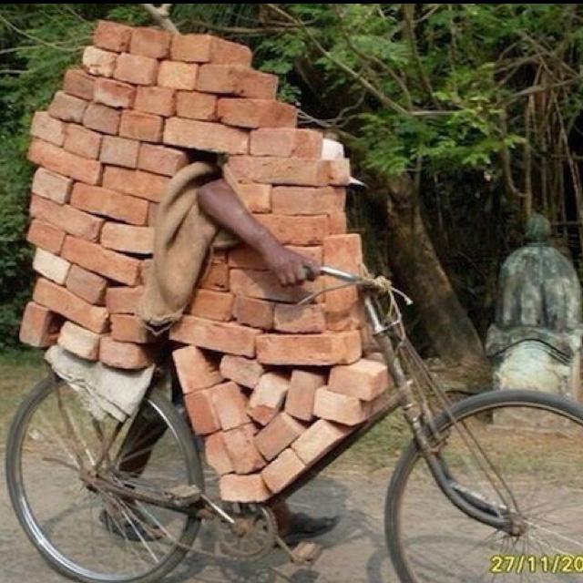 dit had ik nog niet bedacht maar je ziet het kan echt mehr lustiger bike bilder gibt's auf #bmxware
