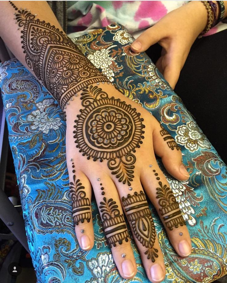 Best 25+ Bridal Henna Ideas On Pinterest