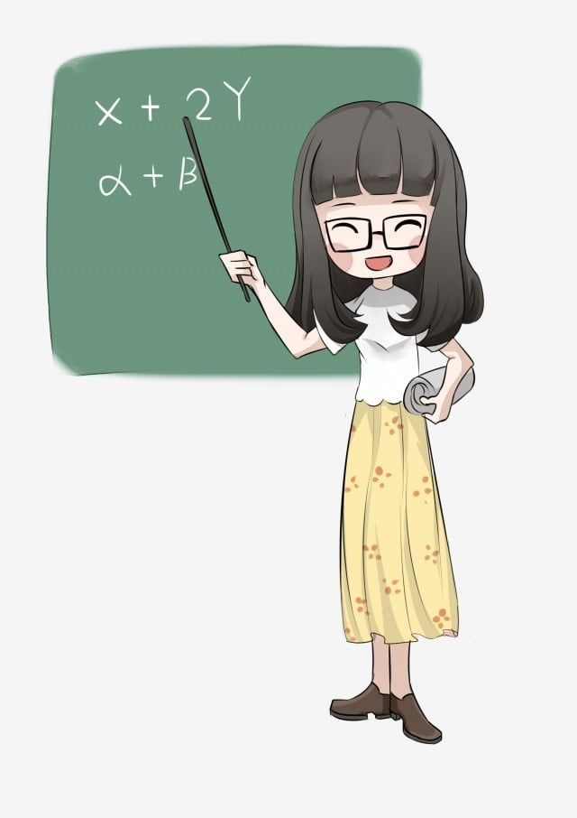Teachers Day Teacher Teacher Teaching Teacher Clipart Educate People Blackboard Png Transparent Clipart Image And Psd File For Free Download Teacher Cartoon Student Cartoon Art Drawings For Kids