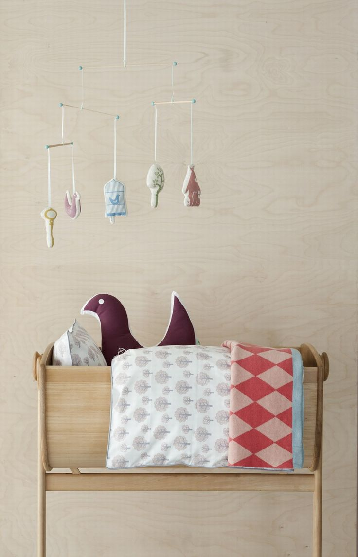Ferm Living Blankets // at Darling Clementine