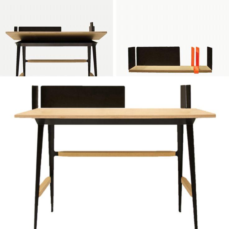 Desk #moleskine by #Driade