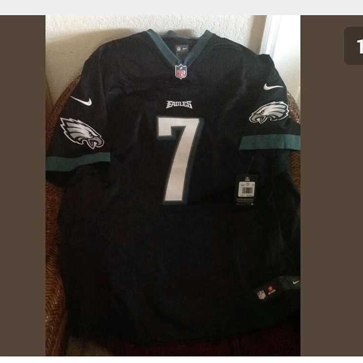 Nike Michael Vick Philadelphia Eagles football jersey #nfl #fieldgoal #football #nfldraft