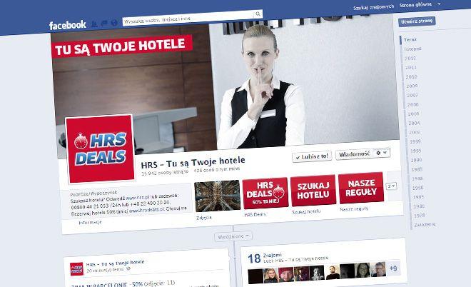 HRS: Komunikacja na Facebooku - Agencja interaktywna Jamel Interactive
