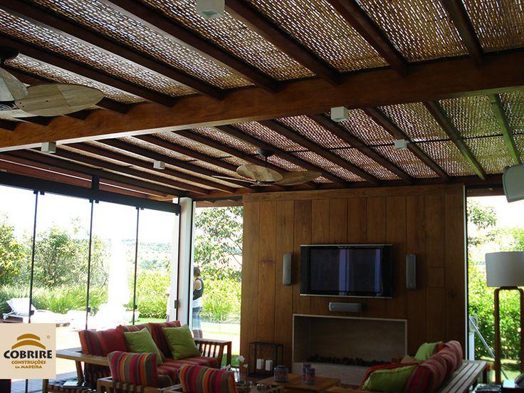 Bambu - COBRIRE Construções em Madeira