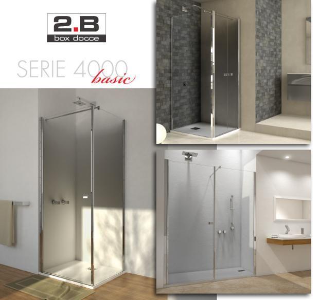 #BoxDocce2B ha una soluzione per tutti. Anche Basic. Serie 4000, per il tuo bagno! #serie4000 #basic  #BoxDocce2B has a solution for everyone. Even Basic. 4000 series, for your bathroom! #series4000 #lasoluzioneperte #solutionforyou