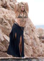 """LAS CADERAS TABASCO: Más fotos: Shakira grabando Spot para """"Puig"""" (08/1..."""