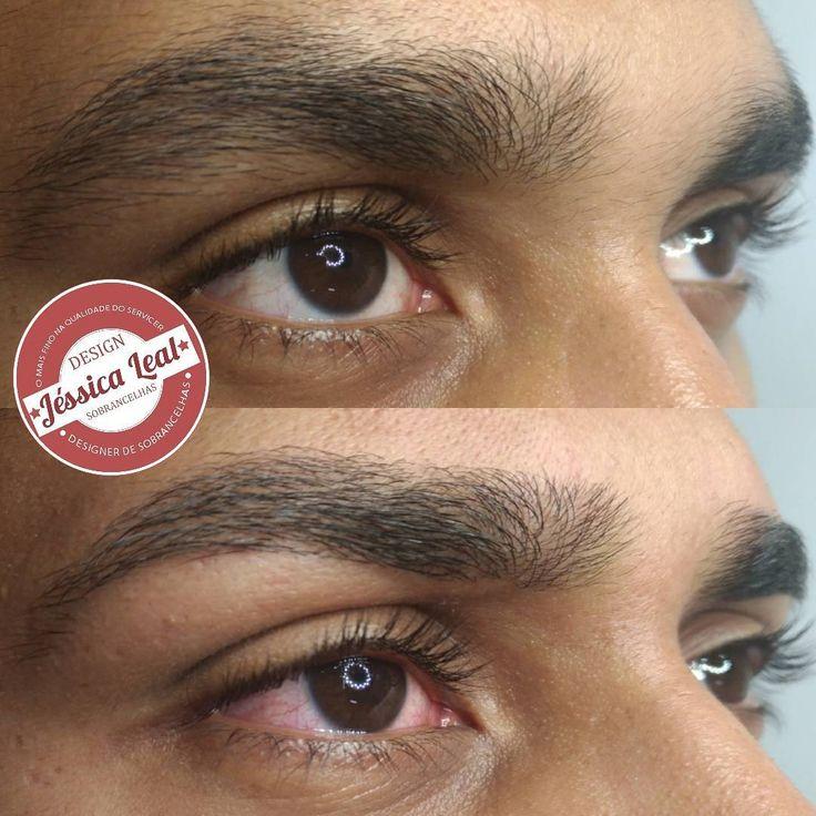 Quem disse que Eles não podem? Design masculino é um luxo. . . Studio de sobrancelhas UP Somos especialistas em contorno de olhos  boca fio a fio e correções. Estamos no Celina Park ao lado do Eldorado próximo da Av Milão.  Parcelamos até 12 vezes no cartão de crédito.  Agende seu horário 062-99297-8585 Atendemos das 9 as 18 horas Sábado até 14 horas. #perfeitas #design #henna #eyebrows #ombre #designer #cursos #topsobrancelhas #studiolp #mapeamento #linha #buço #sobrancelhasperfeitas…