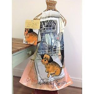 ALEX-CLARK-Canine-Cleaning-Services-PVC-Apron-Dogs-PVC01-New-Gift