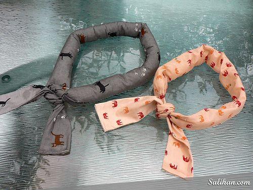 Crystal Gevuld Neck Cooler voor een koele nek