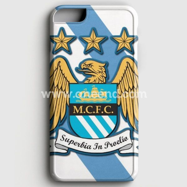 Manchester City Blue Line Iphone 6/6S Case | Aneend