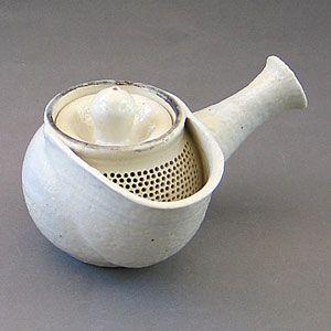 Pelican Shino teapot (in) - SAVOIR VIVRE Online Store