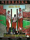 "1996 Nebraska Football Media & Recruiting Guide ""Going for III"" - &amp, 1996, FOOTBALL, GOING, Guide, Media, Nebraska, Recruiting"
