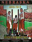 """1996 Nebraska Football Media & Recruiting Guide """"Going for III"""" - &amp, 1996, FOOTBALL, GOING, Guide, Media, Nebraska, Recruiting"""