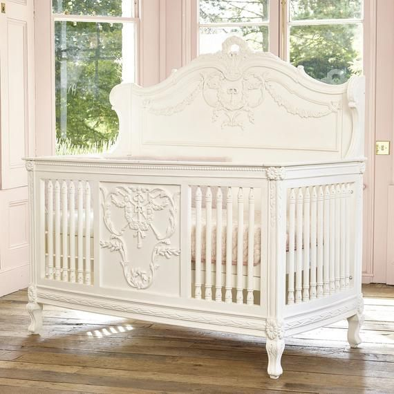 Principessa Collection Of Bespoke Hand Made Luxury Cot Beds