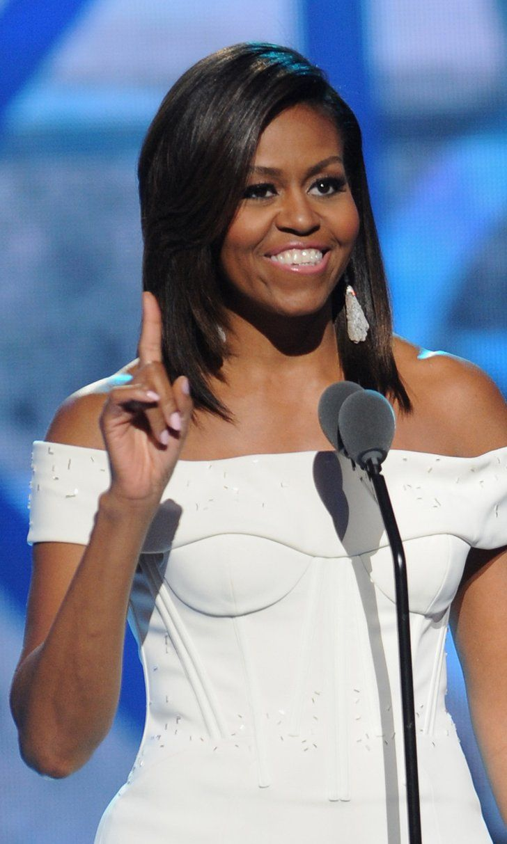 First Lady Michelle Obama's College Rap Is E-V-E-R-Y-T-H-I-N-G