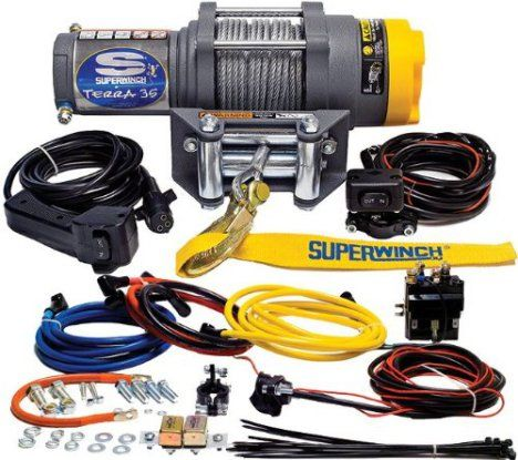 Best ATV Winch. Here is a list of the best ATV Winch currently available in the market based on the customer reviews...