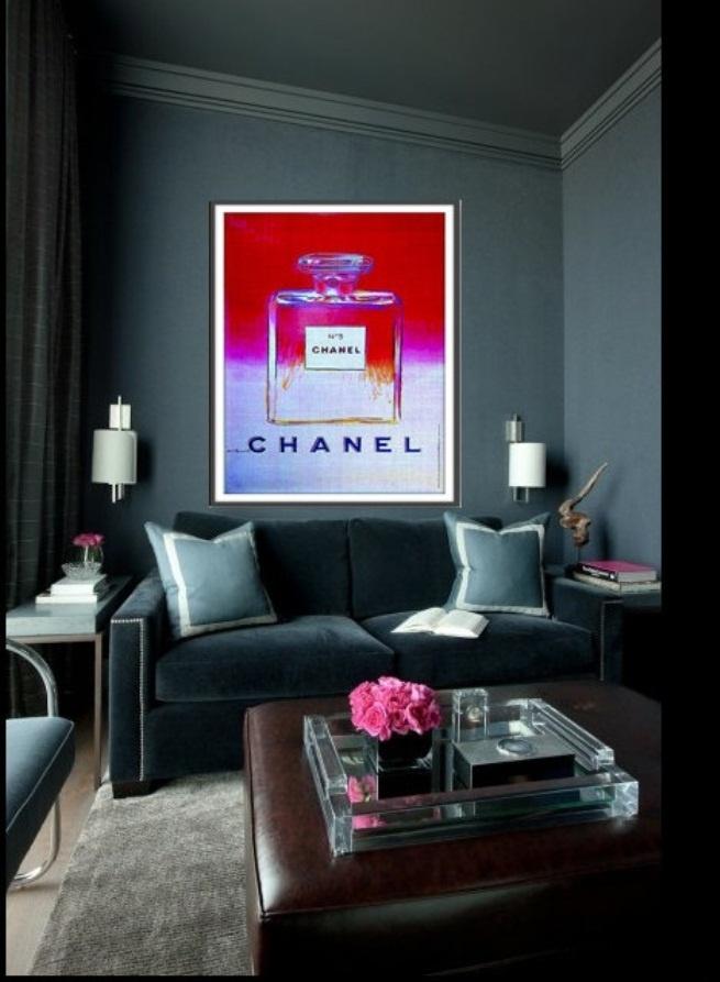 Chanel Living Room Living Room Decor Ideas Pinterest