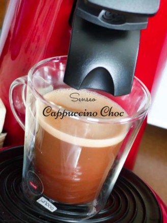 [Shorty] Senseo Cappuccino Choc – der schokoladige