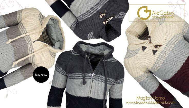 Per la moda maschile dedicata alla Stagione Autunno Inverno 2013-2014 il rigato sembra aver trovato un posto di rilievo. DAL BLOG: http://www.alegabryabbigliamento.com/moda/maglioni-e-cardigan-uomo-in-lana-multicolor  http://www.alegabryabbigliamento.com/11-maglie-uomo-maglioni