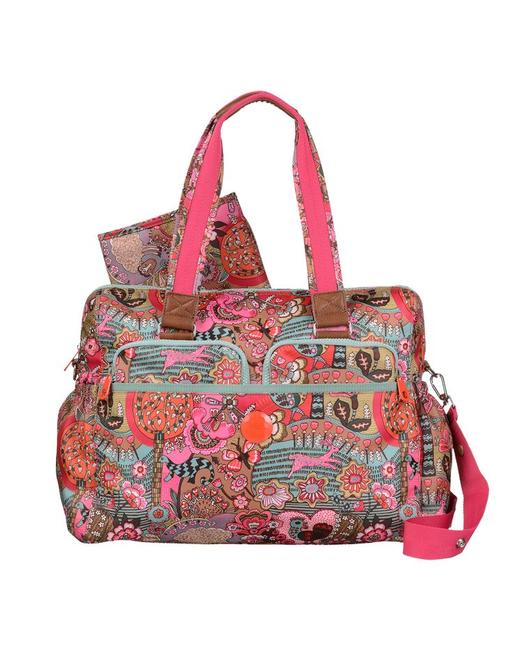 Oilily Garden of Olly S Suitcase Multicolor