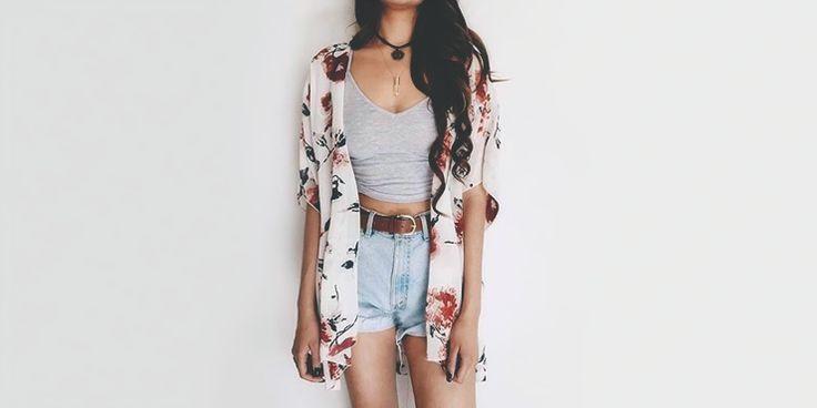 ¡Outfits casuales para presumir tus lindas piernas!