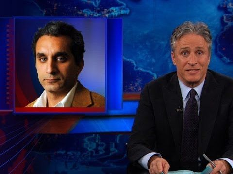 The Daily Show - Egypt, Mohamed Morsi, and Bassem Youssef - YouTube