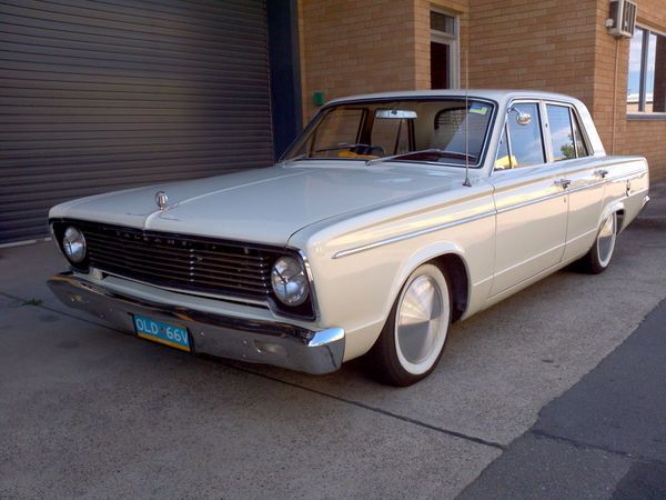 1966 CHRYSLER VALIANT VC in LAMBTON NSW - Autotrader.com.au