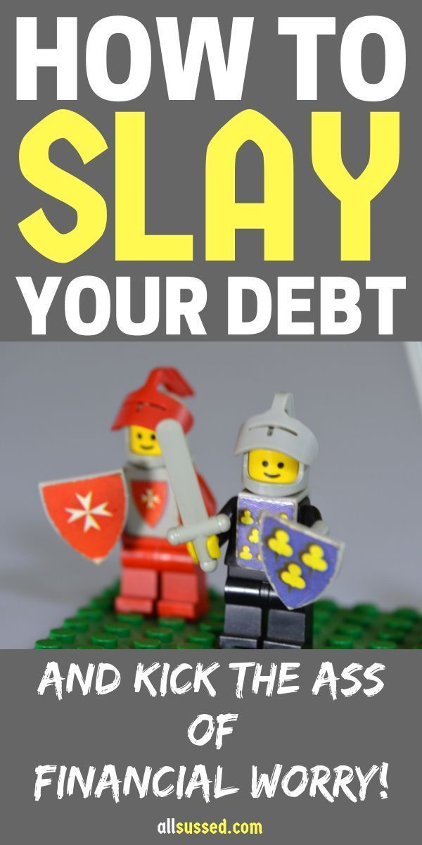 How To Get Out Of Debt In 5 Steps
