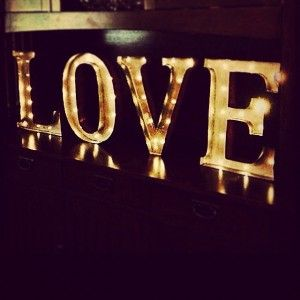 Our marquee love letters are battery powered so they can be used anywhre without the need for power cords...