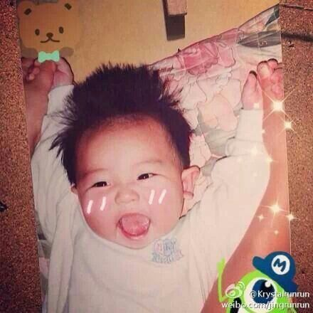 Baby chanyeol