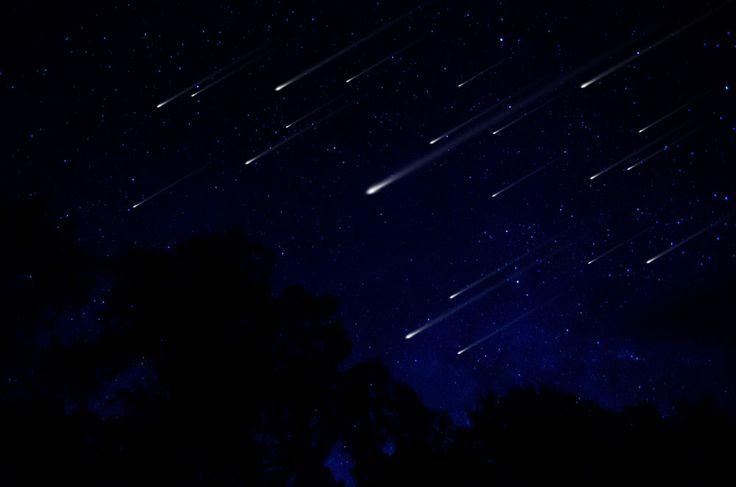 Am 12. #August ist #Sternschnuppen-Nacht. Dies sorgt für einen #Meteorschauer, der am nächtlichen Himmel sichtbar wird.