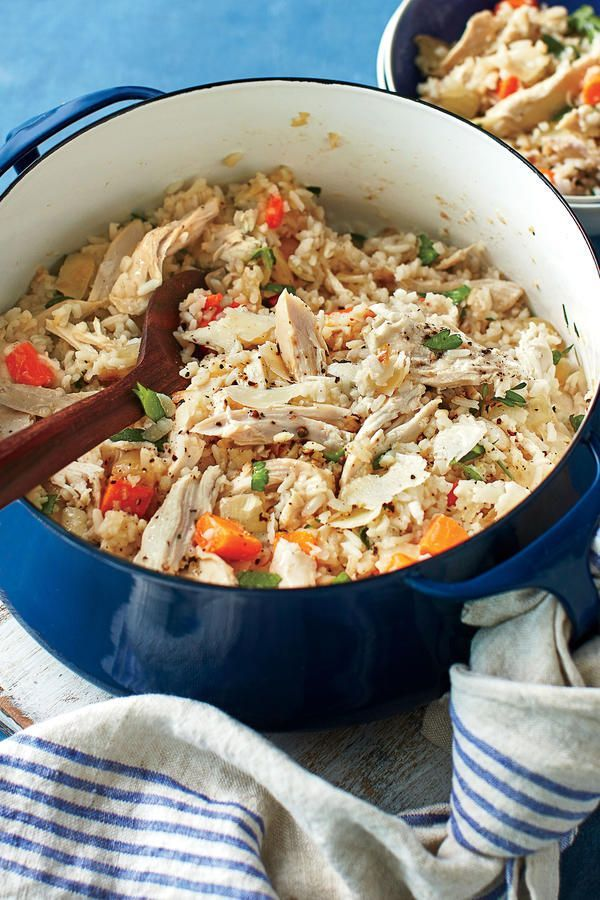 45 Fresh and Fabulous New Recipes: Chicken Bog