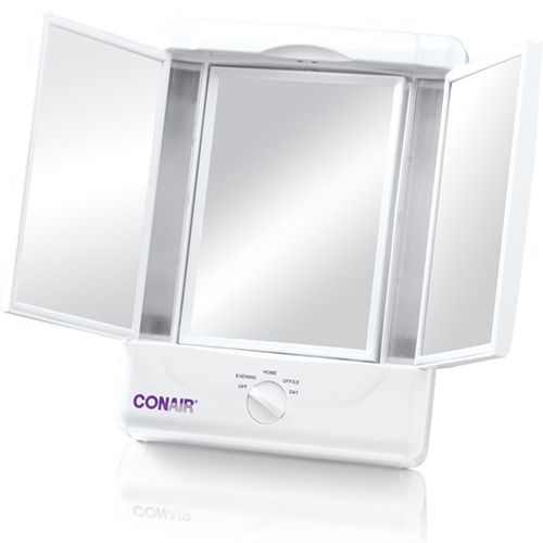 Conair Illumina Lighted Makeup Mirror This is one of my favorite mirrors need to find one in my price range